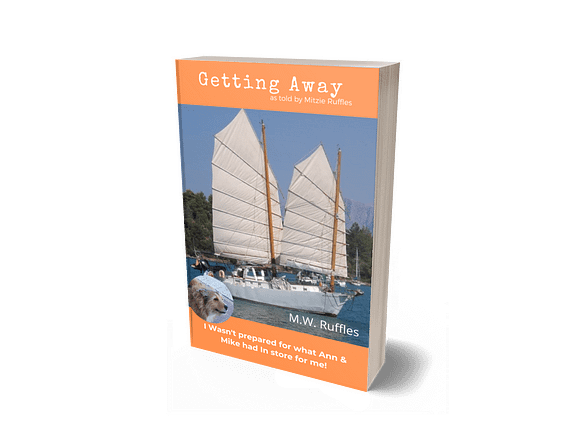 Getting Away - As told by Mitzie Ruffles